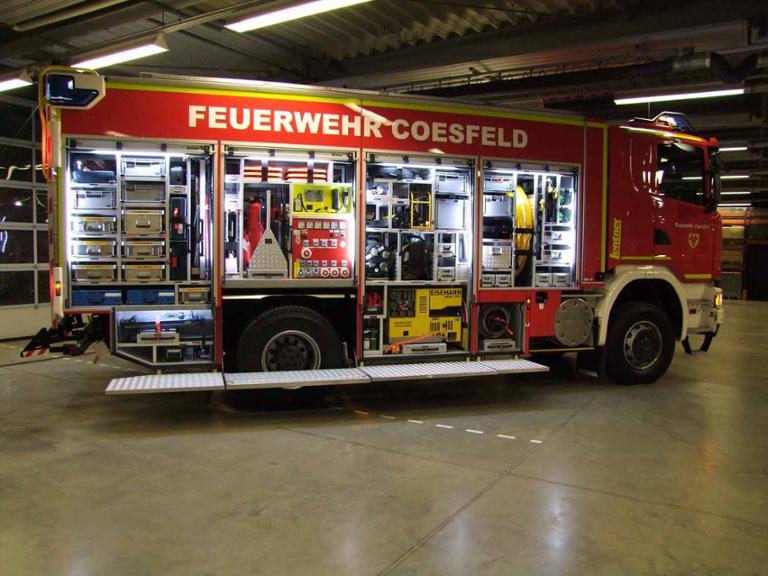 Feuerwehr Coesfeld